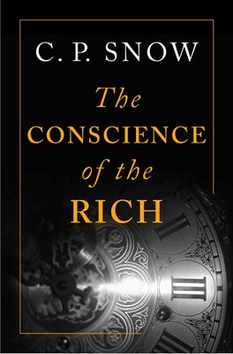 Book cover for The Conscience of the Rich