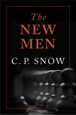 Book cover for The New Men