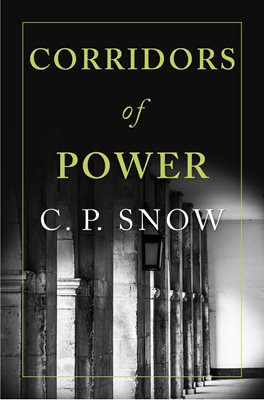 Book cover for Corridors of Power