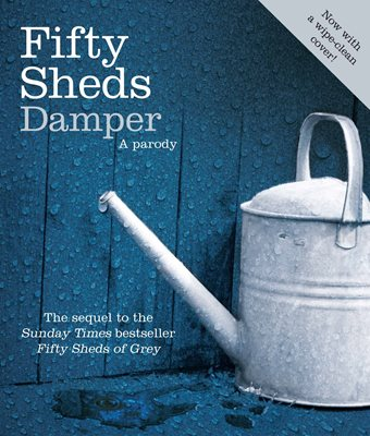 Book cover for Fifty Sheds Damper