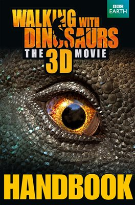 Book cover for Walking With Dinosaurs Handbook