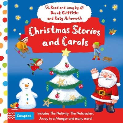 Christmas Stories and Carols Audio