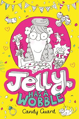 Book cover for Jelly Has a Wobble