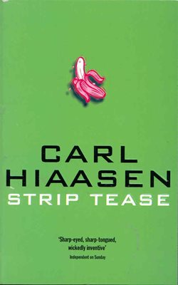 Book cover for Striptease