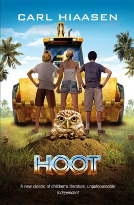 Book cover for Hoot