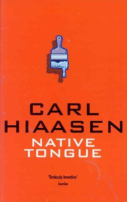 Book cover for Native Tongue