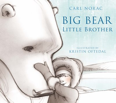 Book cover for Big Bear, Little Brother