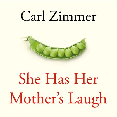 Book cover for She Has Her Mother's Laugh