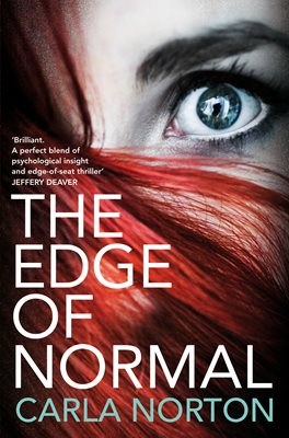 Book cover for The Edge of Normal