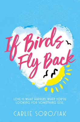 Book cover for If Birds Fly Back