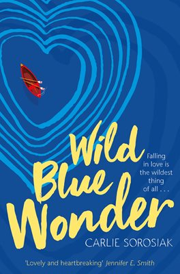 Book cover for Wild Blue Wonder