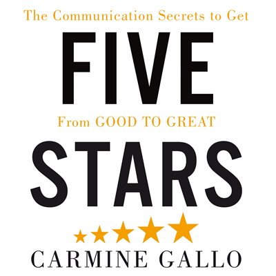 Book cover for Five Stars