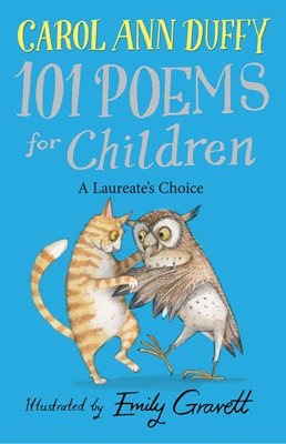 Book cover for 101 Poems for Children Chosen by...