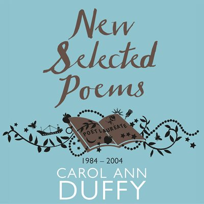 Book cover for New Selected Poems