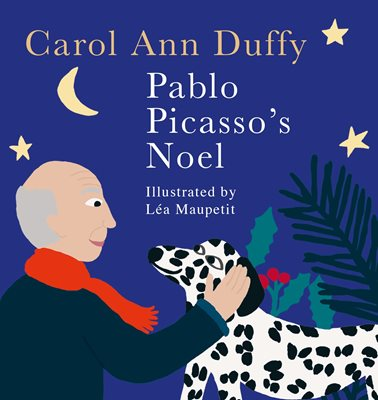 Book cover for Pablo Picasso's Noël