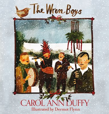 Book cover for The Wren-Boys