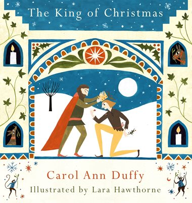 Book cover for The King of Christmas