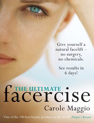 Book cover for The Ultimate Facercise
