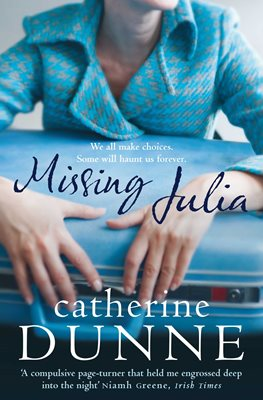 Book cover for Missing Julia