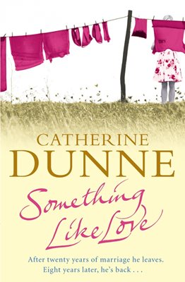 Book cover for Something Like Love