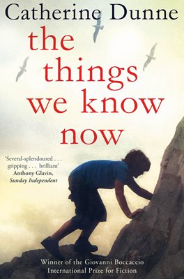 Book cover for The Things We Know Now