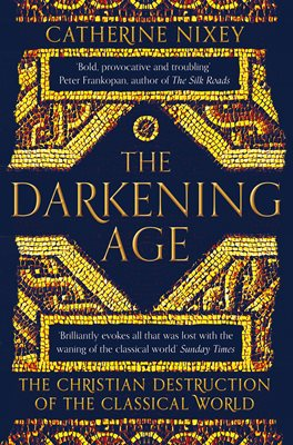 Book cover for The Darkening Age
