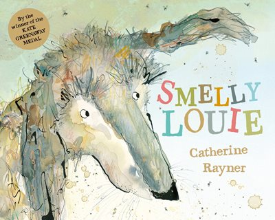 Book cover for Smelly Louie