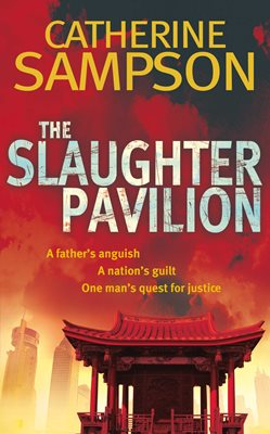Book cover for The Slaughter Pavilion