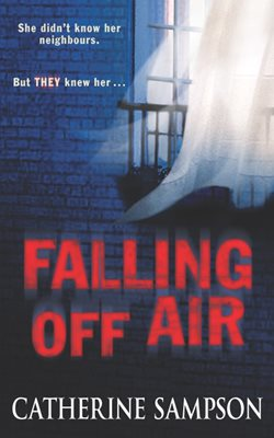 Book cover for Falling Off Air
