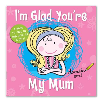 Book cover for I'm Glad You're My Mum