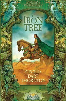 Book cover for The Iron Tree