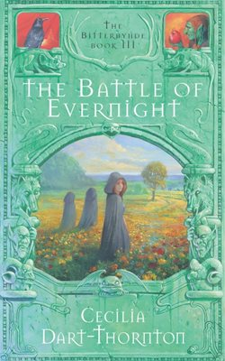 Book cover for The Battle of Evernight