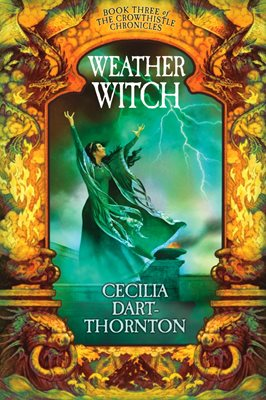 Book cover for Weatherwitch