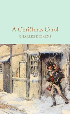 Book cover for A Christmas Carol