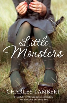 Book cover for Little Monsters