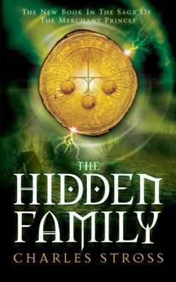 Book cover for The Hidden Family