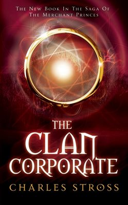 Book cover for The Clan Corporate