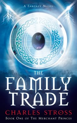 Book cover for The Family Trade