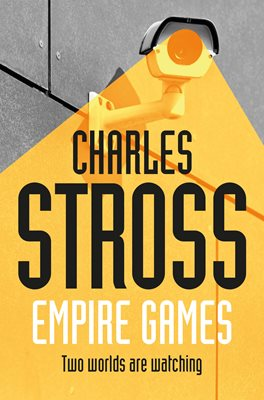 Book cover for Empire Games