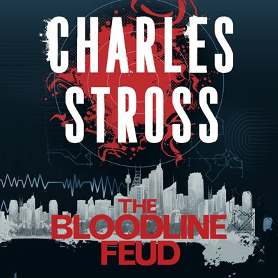 Book cover for The Bloodline Feud