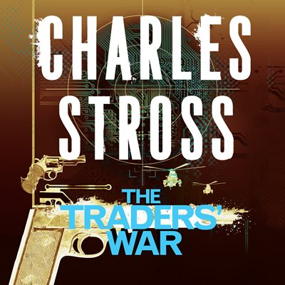 Book cover for The Traders' War