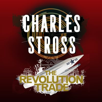 Book cover for The Revolution Trade