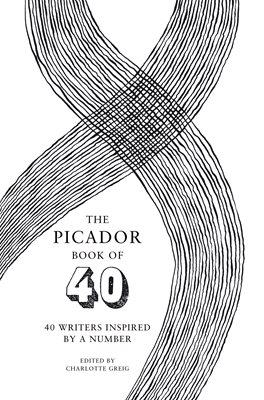 Book cover for The Picador Book of 40