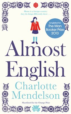 Book cover for Almost English