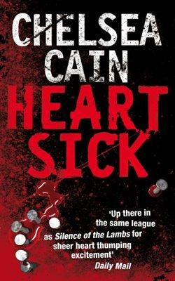 Book cover for Heartsick