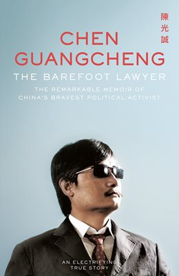 Book cover for The Barefoot Lawyer