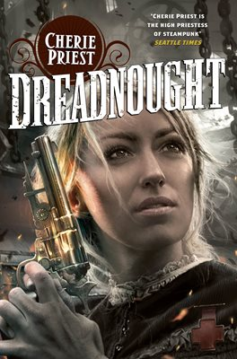Book cover for Dreadnought