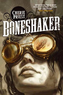 Book cover for Boneshaker