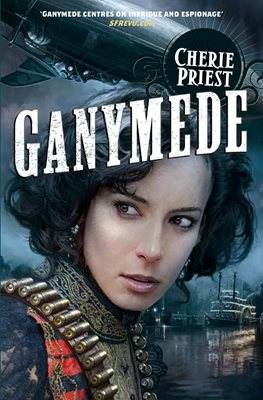 Book cover for Ganymede