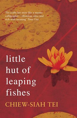 Book cover for Little Hut of Leaping Fishes